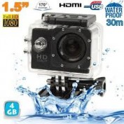 Camera Sport WATERPROOF 30M...